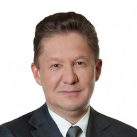Alexey Miller - Deputy Chairman of the Board of Directors, Chairman of the Management Committee - Gazprom
