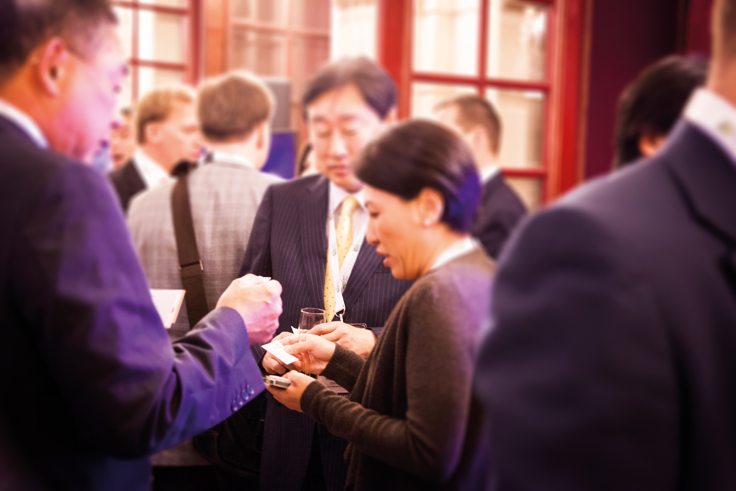LNG Networking Reception