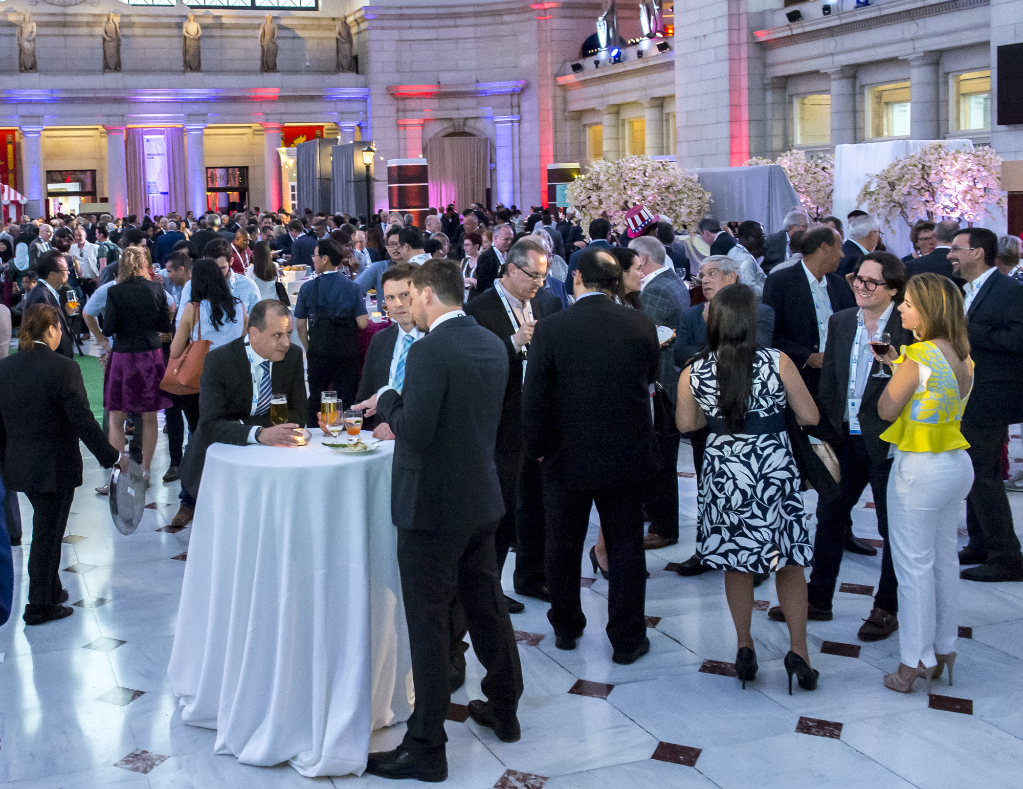 LNG Welcome Reception